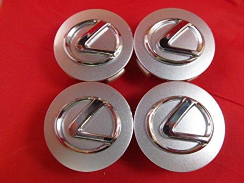 4pcs. NEW Lexus wheel center caps hub cap ES300 IS300 GS430 RX330 GS300 SET (Wheel Center Caps Lexus compare prices)