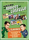 The Best of Abbott & Costello, Vol. 4 (Abbott & Costello Meet Dr. Jekyl & Mr. Hyde / Abbott & Costello Meet the Keystone Cops / Abbott & Costello Meet the Mummy / Abbott & Costello Meet Jerry Seinfeld / Abbott & Costello Meet the Monsters / The World of A