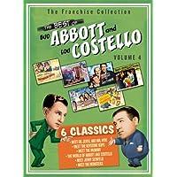 The Best of Abbott & Costello, Vol. 4 (Meet Dr. Jekyl & Mr. Hyde / Meet The Keystone Cops / Meet The Mummy / Meet Jerry Seinfeld / Meet The Monsters / The World Of Abbott & Costello)