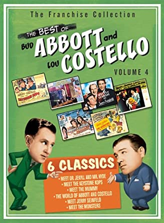 The Best Of Abbott Costello Vol 4 Meet Dr