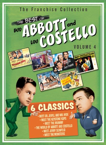 The Best of Abbott & Costello, Vol. 4 (Abbott & Costello, used for sale  Delivered anywhere in USA