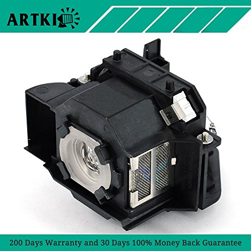 V13h010l36 Replacement - Artki ELPLP36/ V13H010L36 Replacement Lamp with Housing for Epson EMP-S4 Emp-S42 PowerLite S4
