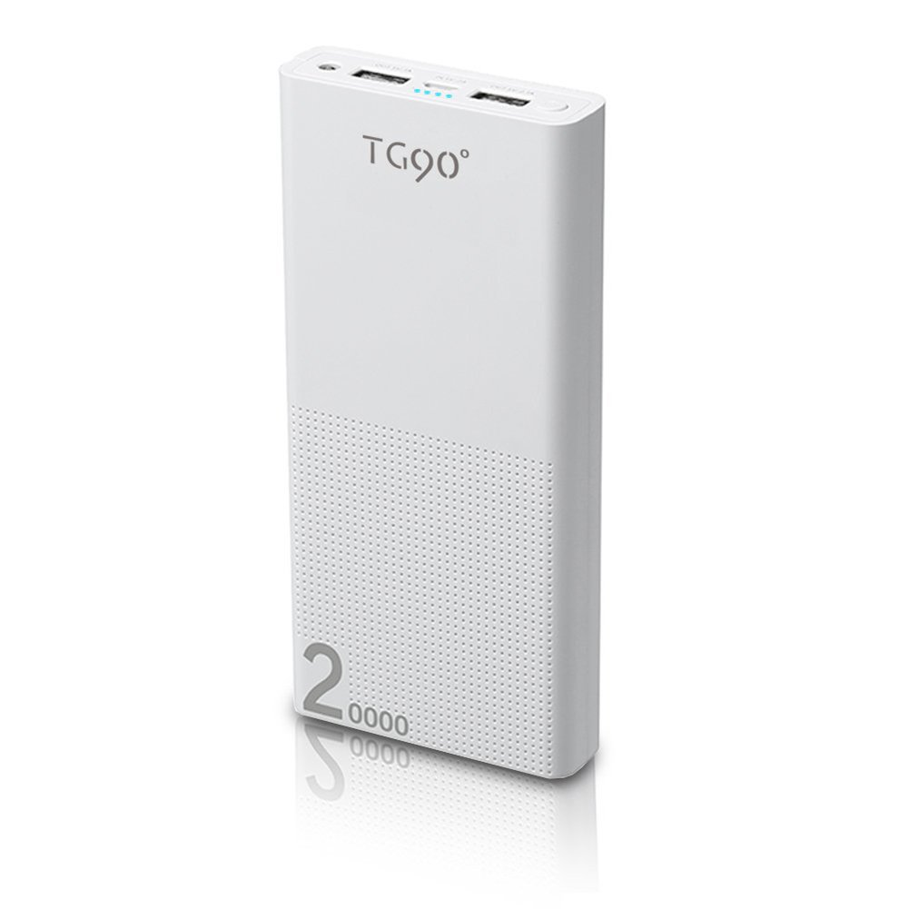 Tg90 Power Bank Portable Charger 10000mah Cell Phone Mobile And Ipod Battery Circuit Diagram External Packs 20000mah Phones Accessories