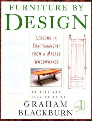 Furniture by Design: Lessons in Craftmanship from a Master (Master Woodworker)