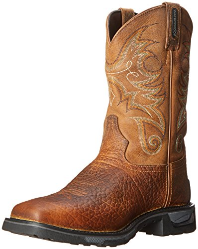 Tony Lama Fashion Boots - Tony Lama Men's Water Buffalo Western Boot, Sierra, 13 D US