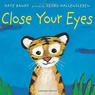book cover of Close Your Eyes