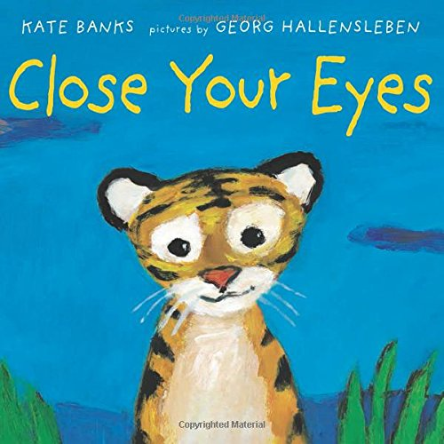 Close Your Eyes (Eye Bank)