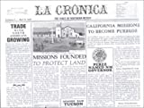 La Cronica : The Voice of New Mexico, Miller, Robert, 0070423601