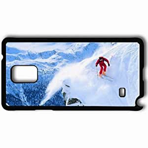 Personalized Samsung Note 4 Cell phone Case/Cover Skin 2266 1 Black