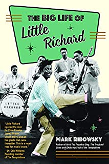 Book Cover: The Big Life of Little Richard