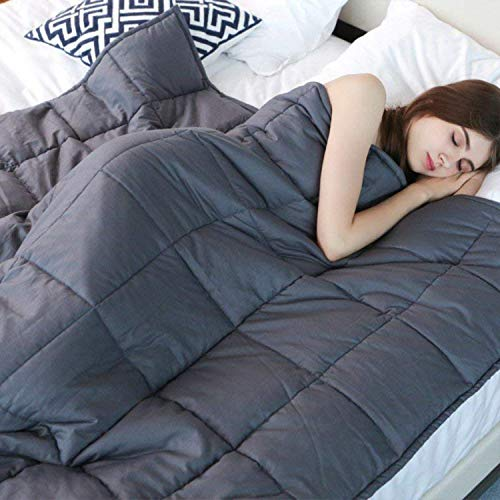 Cheap TOPUNER Weighted Blanket (60