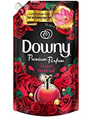 Downy Passion Concentrate Fabric Softener Refill, 1.4L (Packaging may vary)