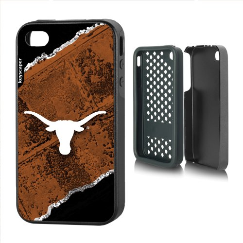 Texas Longhorns iPhone 4 & iPhone 4s Rugged Case Brick NCAA