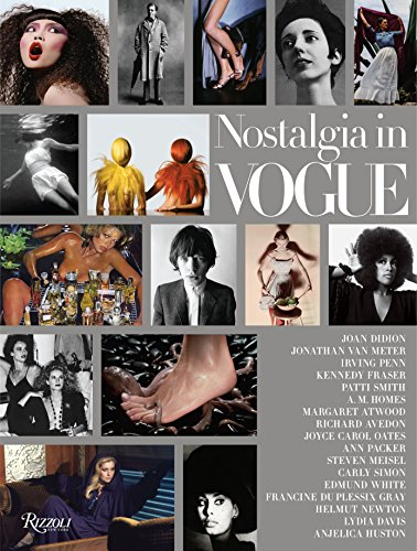 Nostalgia in Vogue -