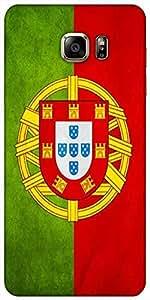 Cubierta De La Caja Trasera Protectora Snoogg Portugal Bandera 2982 Del Diseñ...