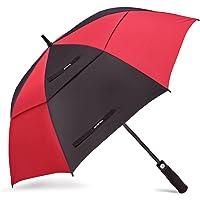 $22 » ZOMAKE Golf Umbrella 58/62/68 Inch, Large Windproof Umbrellas Automatic Open…