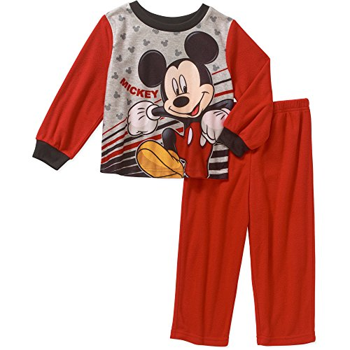 disney-mickey-mouse-red-pajama-sleepwear-set-for-boys-18-months