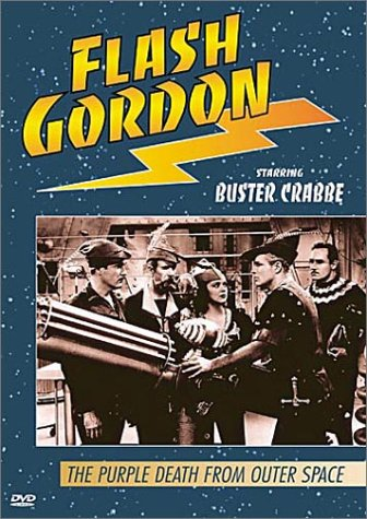 Flash Gordon - The Purple Death from Outer Space by Image Entertainment