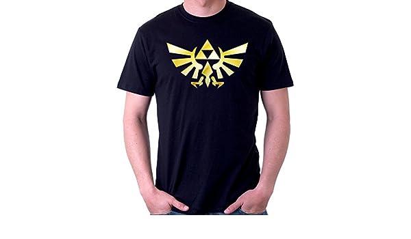 35mm Camiseta Niño - Zelda - Triforce - Game Videojuegos: Amazon.es: Ropa y accesorios