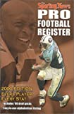 Pro Football Register 2000, Sporting News, 0892046368