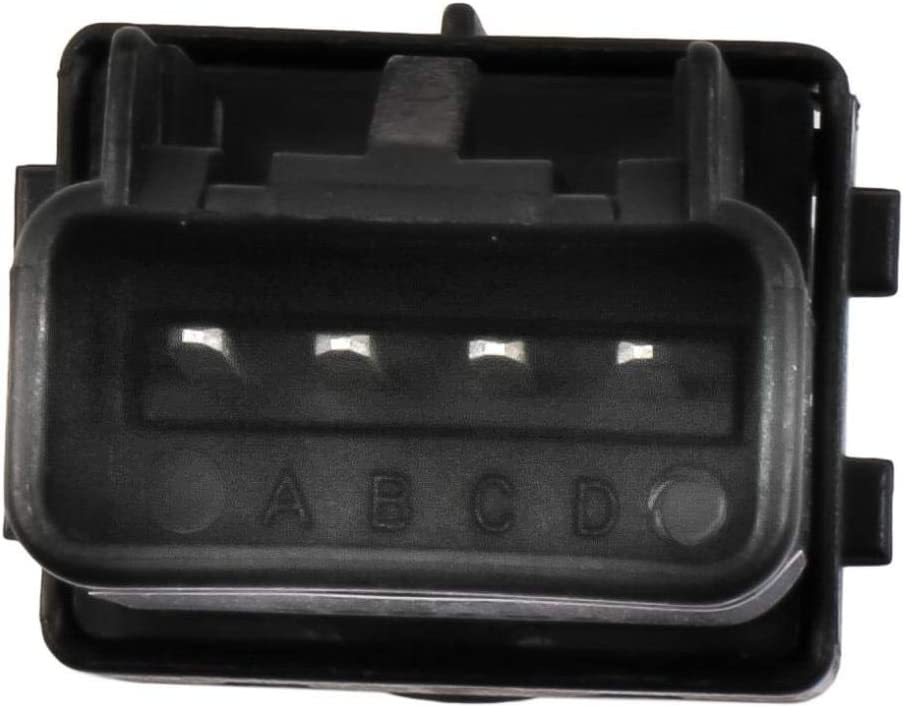 GM Genuine Parts 20787026 Dark Argent Metallic Door Latch Release Switch
