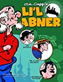 img - for Li'l Abner: The Complete Dailies and Color Sundays, Vol. 4: 1941-1942 (Lil Abner Hc) book / textbook / text book