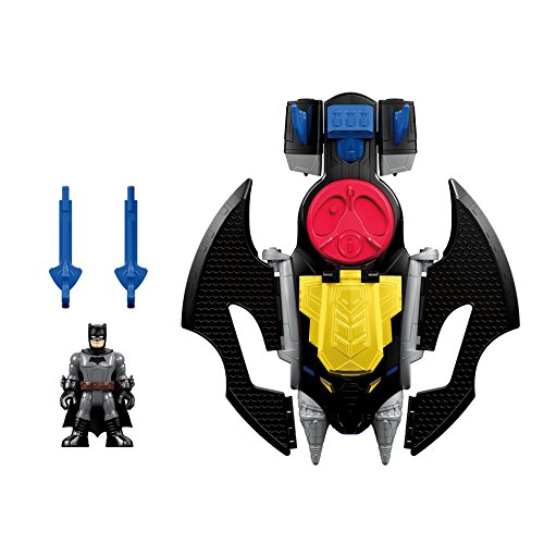 Fisher Price Imaginext Dc Super Friends Batwing Import
