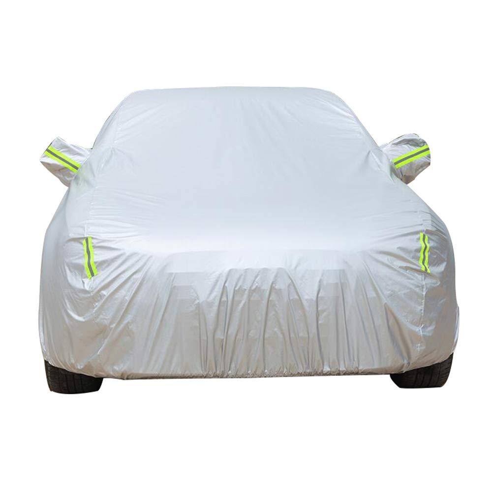 Q3 A7 A8 A3 A4 A6 HRF00HLHY V/êtements de Voiture Anti-poussi/ère Remplacement pour la Couverture de Voiture Audi imperm/éable Respirant A1 A5 Q5 Q7,Natural,A1