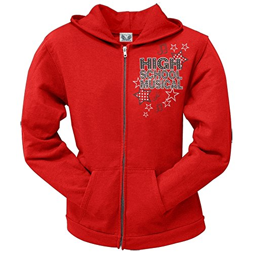 Old Glory High School Musical - Girls Yearbook Swirls Youth Hoodie Youth Medium -