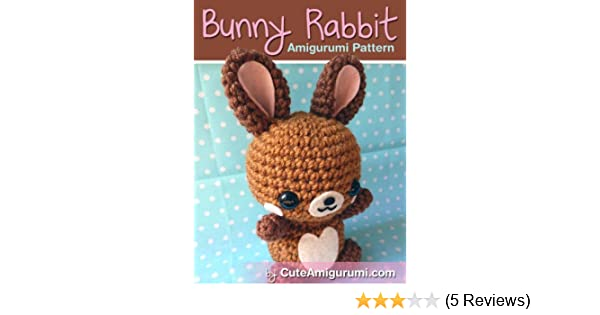 CUTE AMIGURUMI | SLEEPING RABBIT | FREE PATTERN TUTORIAL - YouTube | 315x600