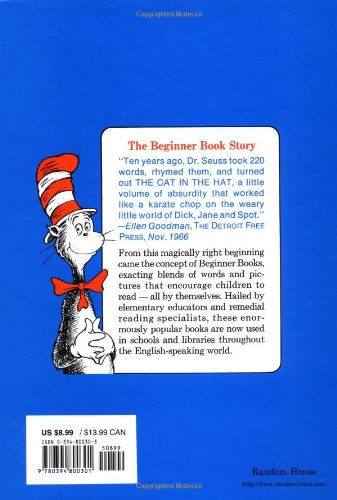 Dr Seuss S Abc Beginner Books I Can Read It All By