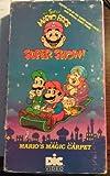 The Super Mario Bros. Super Show: Marios Magic Carpet [VHS]