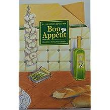 LA COLLECTION MINI-LIVRES BON APPETIT langue française (25 mini-livres plus index avec boitier)