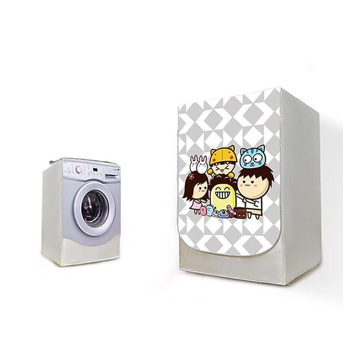 AKEfit Tapa de lavadora Protector de lavadora/secadora para carga ...