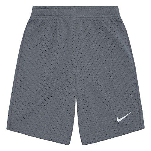 Nike Little Boys' Mesh Shorts Gym Cool Grey2T