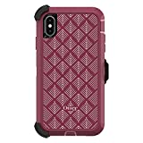 OtterBox Defender Series Case & Holster for iPhone Xs Max (ONLY) - Happa (Certified Refurbished)