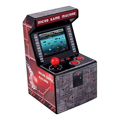 ITAL - Consola Mini Arcade recreativa portátil con 250 Juegos Perfecta para Regalo de niños y Adultos con diseño Retro a buen precio