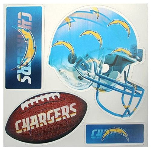 - NFL San Diego Chargers 3D Multi Magnet