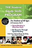 The Student Study Skills Program, Jay Polmar, 1478327235