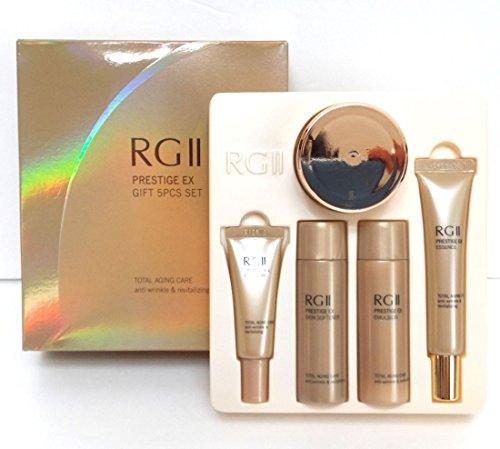[RGII] Prestige EX Gift 5pcs set / Anti Wrinkle & revitalizing / Korean ()