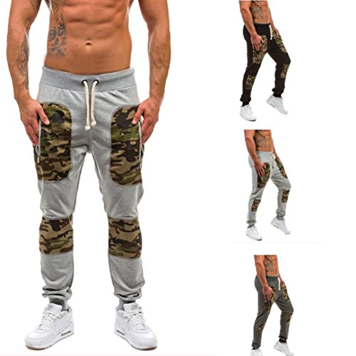 GBSELL-Men-Camouflage-Hip-Hop-Casual-Sport-Pants-Trousers-Haren-with-Pocket