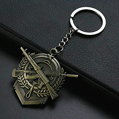 Amazon.com : Key Chains - Keychain Battle Grounds Keychain ...