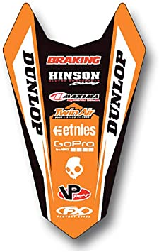 17-30306 Front Fender Graphic Factory Effex