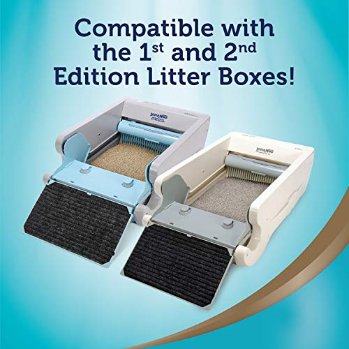 Littermaid Waste Receptacles Automatic Litter Boxes 12