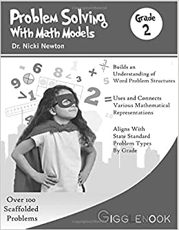 Problem Solving with Math Models~~ Third Grade BW