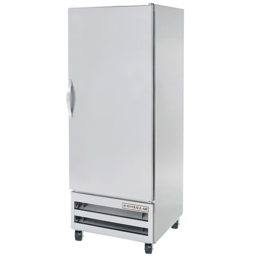 Beverage Air RI18-S Single-Section Reach-in Refrigerator 18.0 cu. ft.