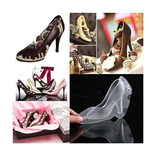 shoe chocolate mold - 5