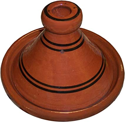Cooking Tagines Wave Pattern Moroccan Pot Small by Cooking Tagines
