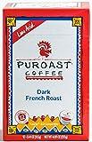 Puroast Low Acid Coffee French Roast Single Serve Coffee,...