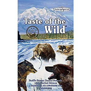 Taste of the Wild Grain Free High Protein Natural Dry Dog Food from Taste of the Wild
